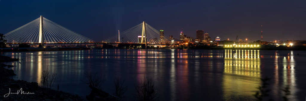 East Musial Bridge  by jae_at_wits_end