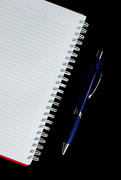 28th Jun 2020 - Notebook and Pen