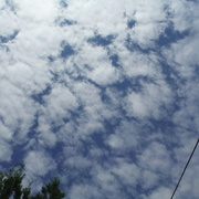 28th Jun 2020 - Clouds