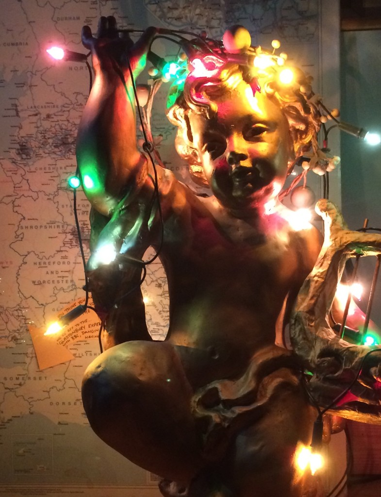 Glastonbury Cupid!  by miss_molly