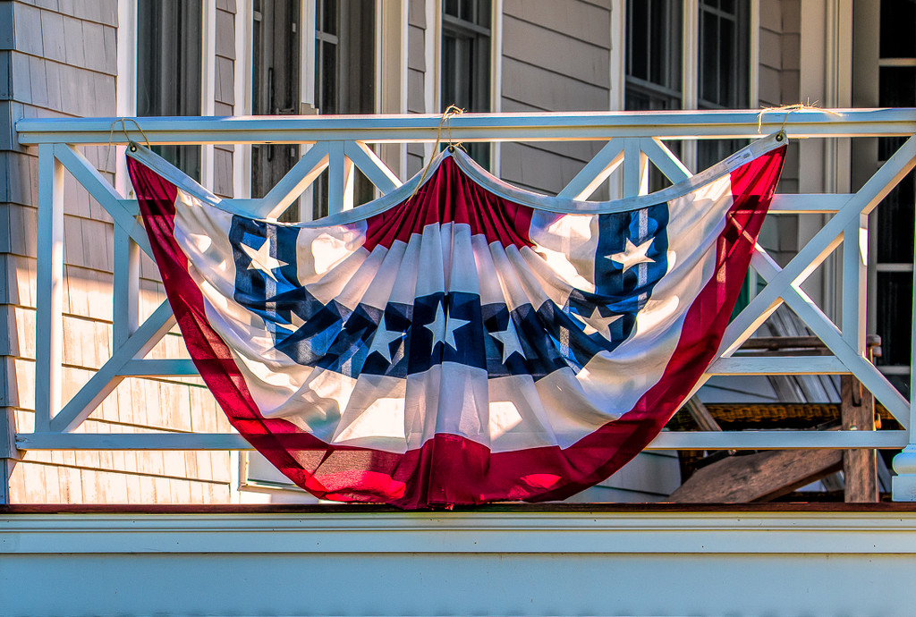 A bit of summer patriotism by joansmor