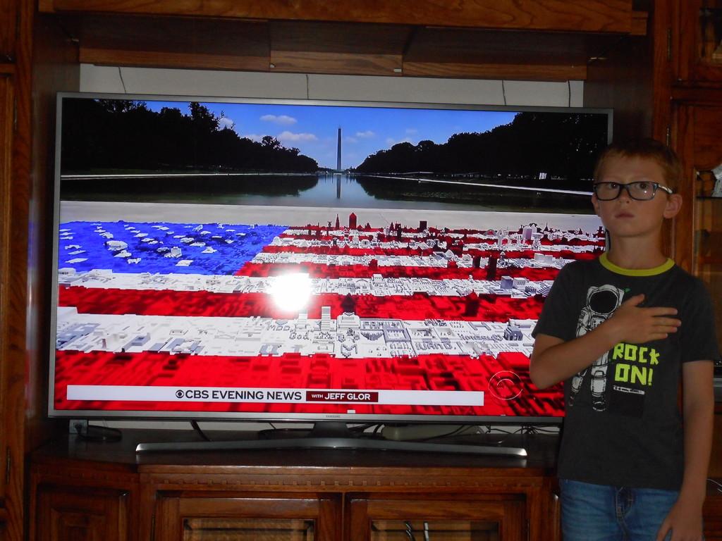 America the beautiful by sunnysassafras