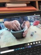 26th Jun 2020 - 3D art pottery demonstration