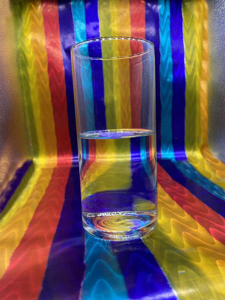 Playing with glass and water by thedarkroom