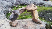 29th Jun 2020 - Stone staking