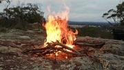 30th Jun 2020 - Wood Fire