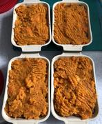 2nd Jul 2020 - Shepherd's Pies with Sweet Potato Mash