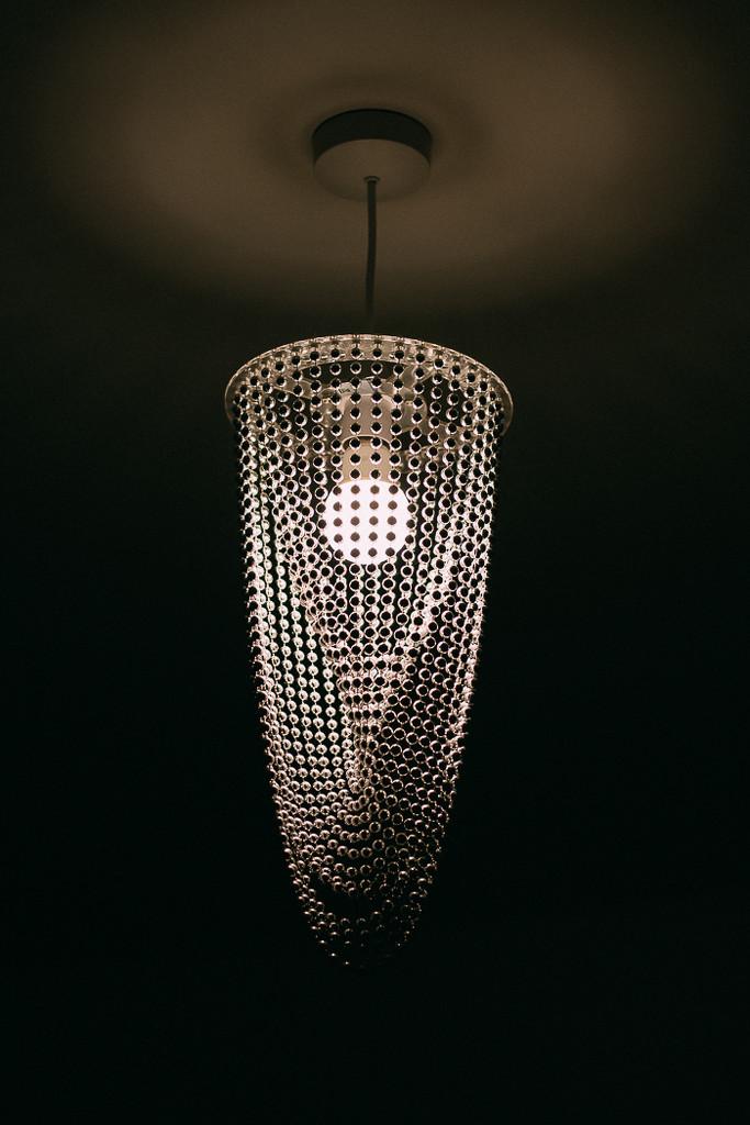 B&W chandelier by debonita