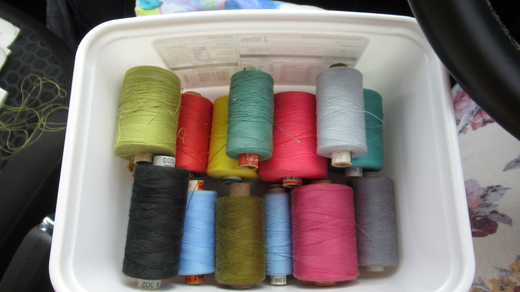 threads for my friend by anniesue
