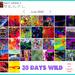 30 Days Wild Calendar Shot