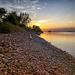 Lakeside Beach Sunrise