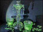 4th Jul 2020 - My favourite glassware