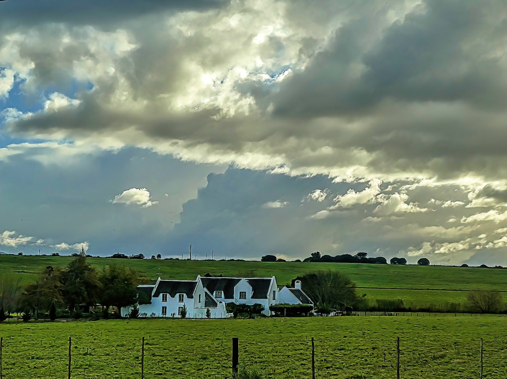 One of the farms by ludwigsdiana