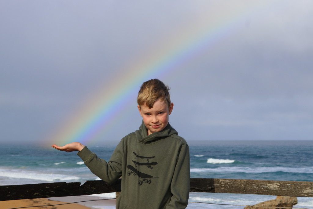 Catching rainbows by gilbertwood