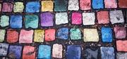 3rd Jul 2020 - Colourful cobbles