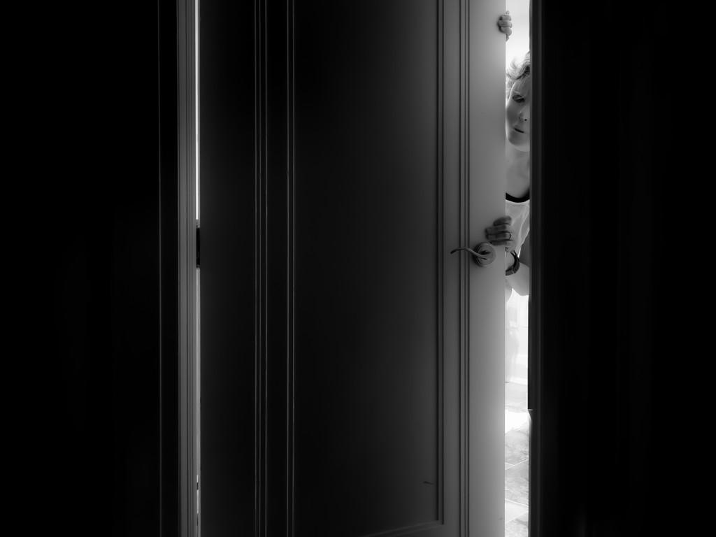 a door ajar... by northy