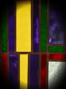 5th Jul 2020 - Stained glass window