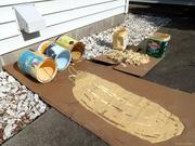 15th Apr 2020 - Disposing of latex paint