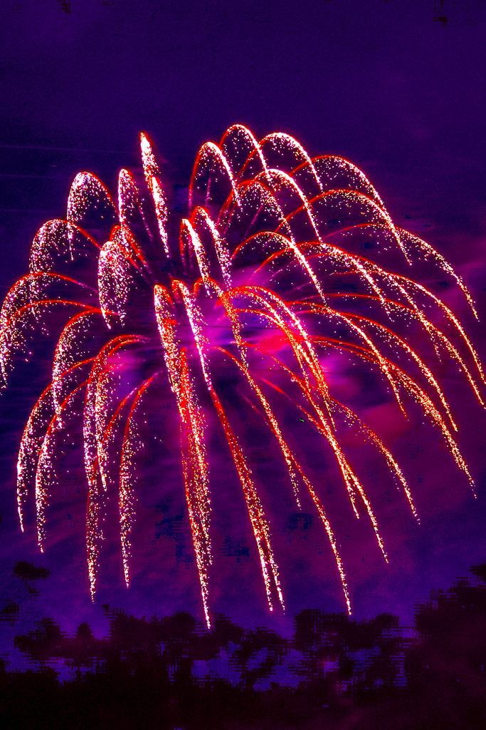 Because Next Fireworks are a Long Way Off by milaniet
