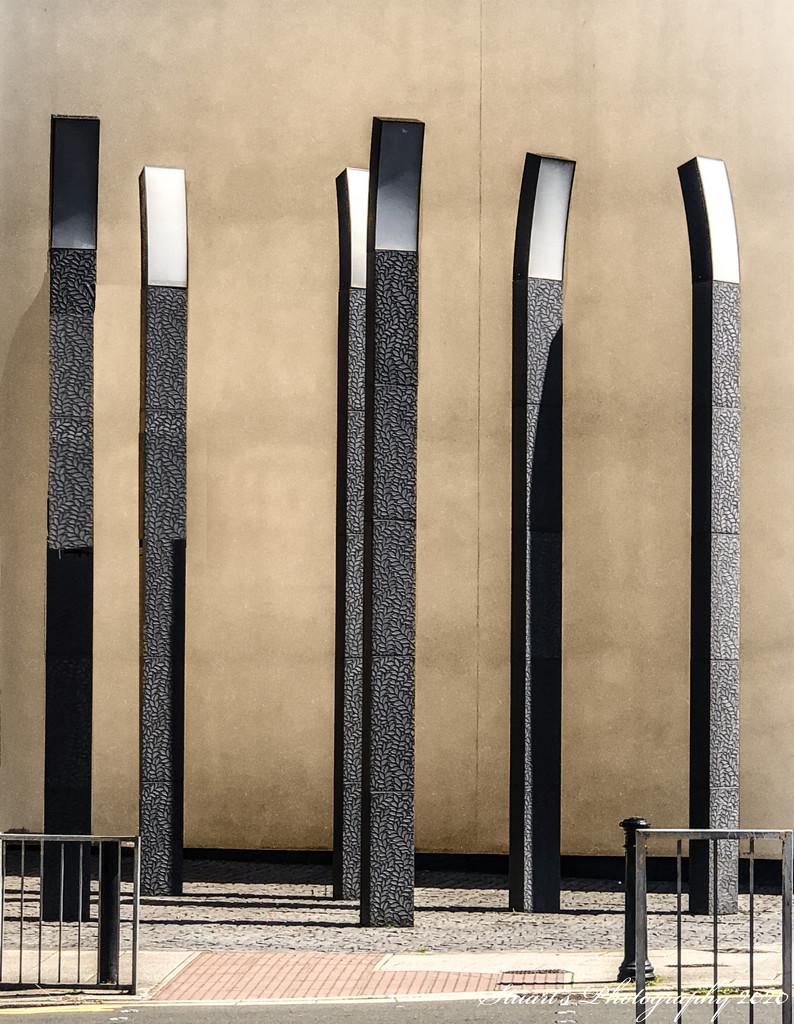 Six pillars of Wisdom by stuart46