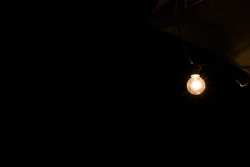 (Day 142) - Turning on the Light by cjphoto