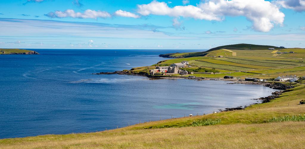 Leebitton, Sandwick, Shetland by lifeat60degrees