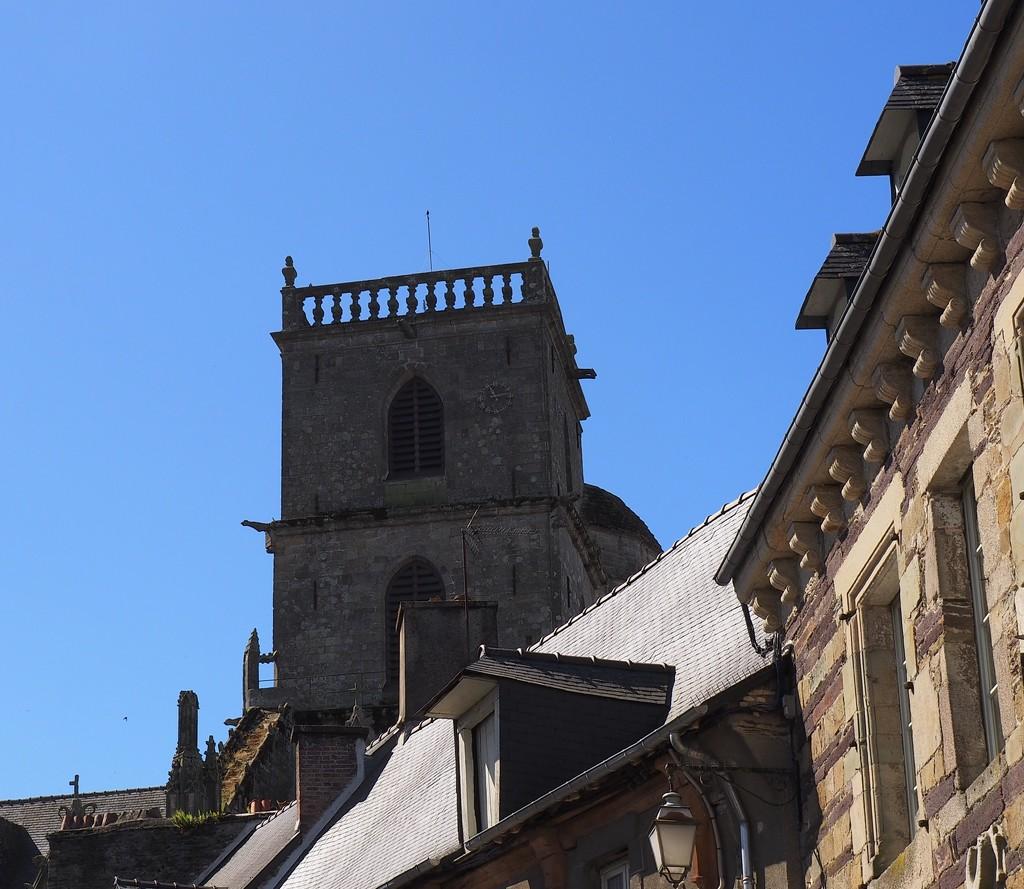 Church St Armel, Ploërmel by s4sayer