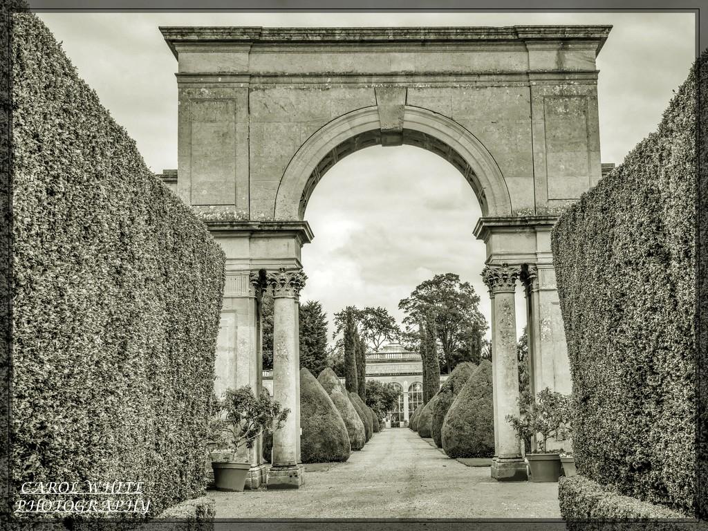 The Formal Garden,Castle Ashby by carolmw