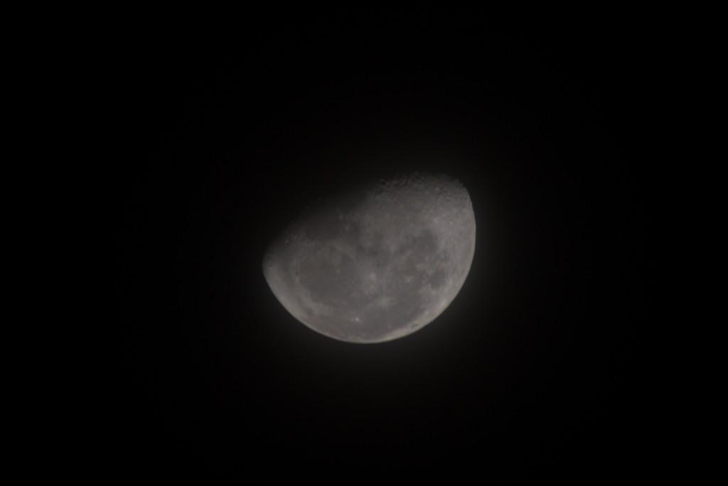 Tonight's Moon by kgolab