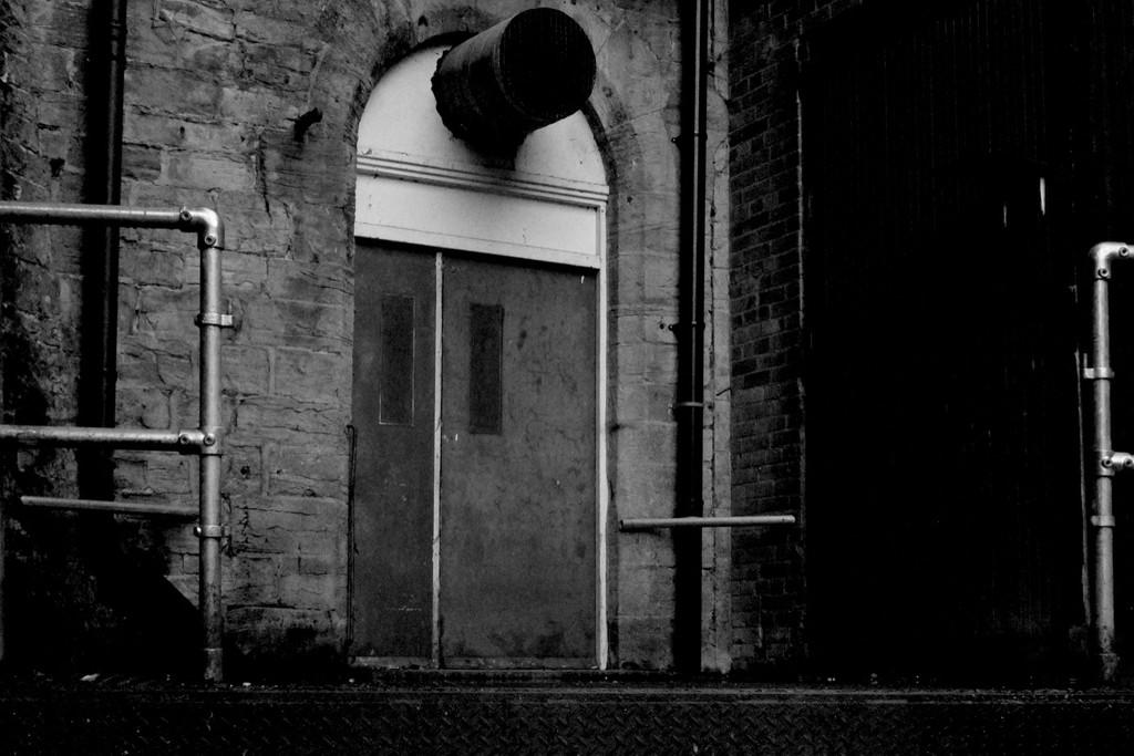 Door to Mill by allsop