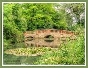 11th Jul 2020 - The Old Bridge,Castle Ashby Gardens