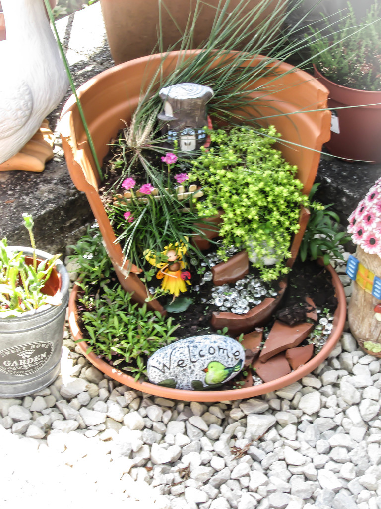 Fairy Garden by mumswaby