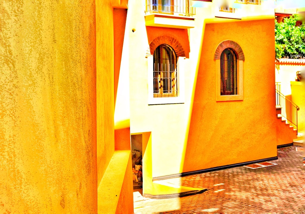 Yellow  by caterina
