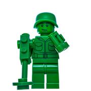 12th Jul 2020 - Plastic Soldier