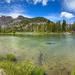 Little Three Creek Lake