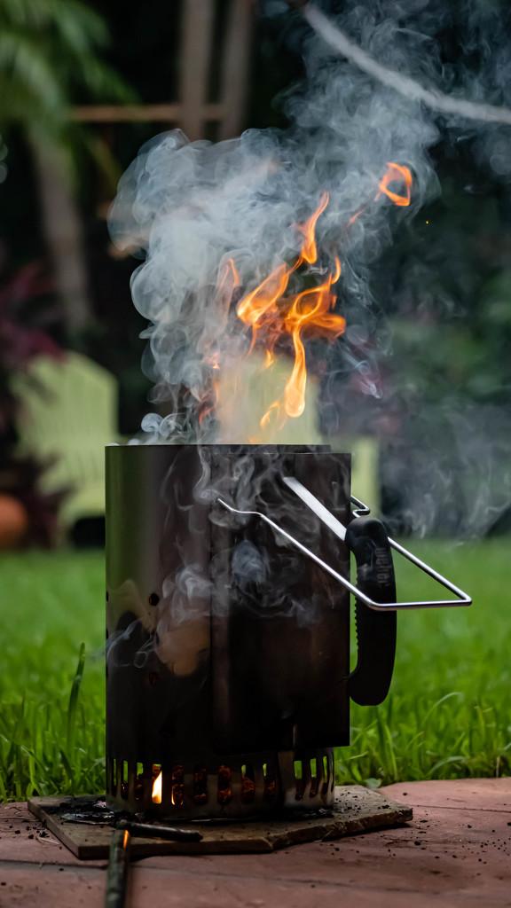 Smoker's smoke - scratch screen for the smell ;-) by dutchothotmailcom