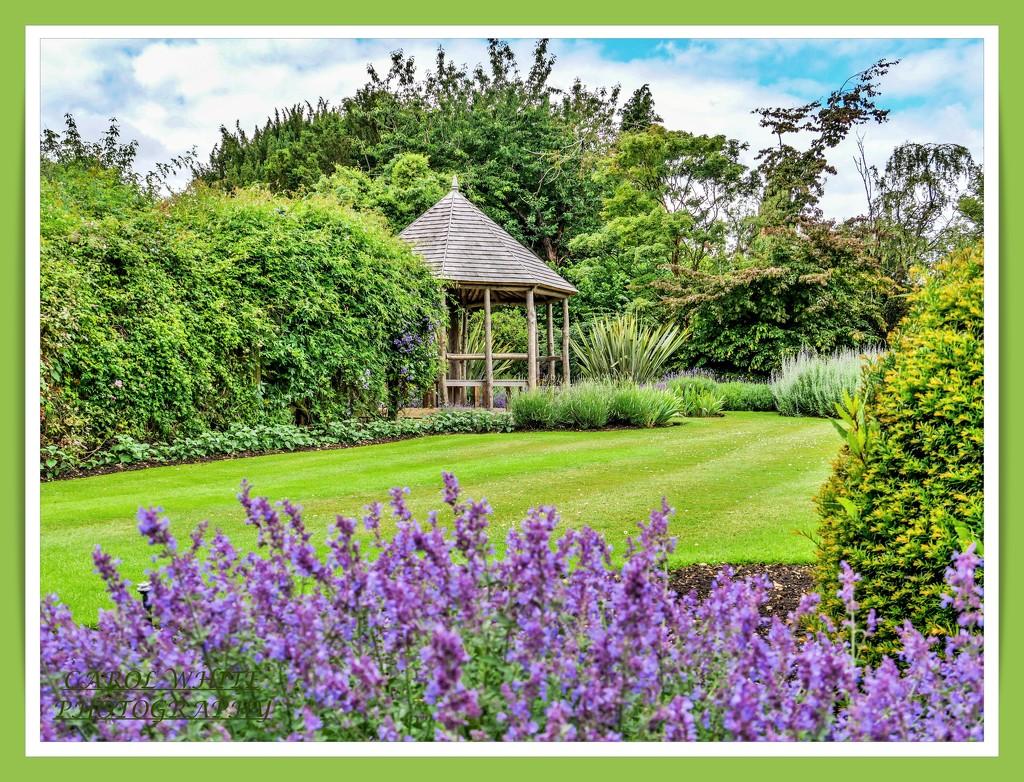 Garden View,Castle Ashby Gardens by carolmw