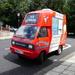 Bedford Rascal Ice Cream Van
