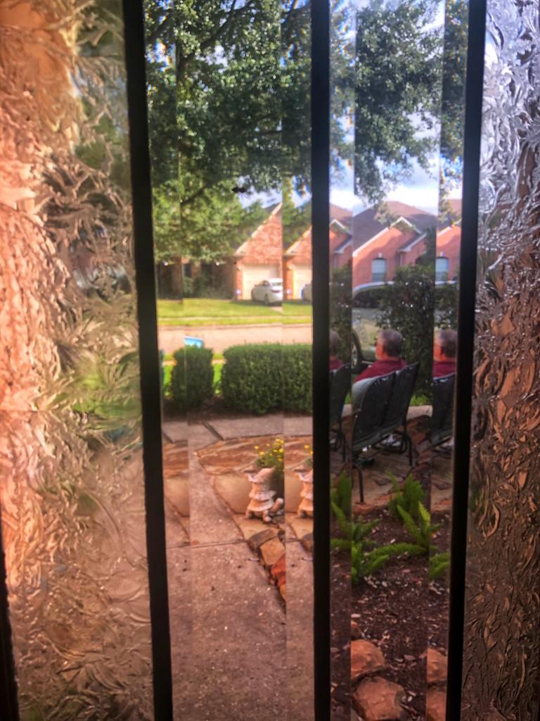 """Through the beveled glass"" by kaylynn2150"
