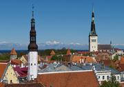 14th Jul 2020 - 0714 - Tallinn Rooftops