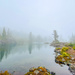 Misty Lake by kwind