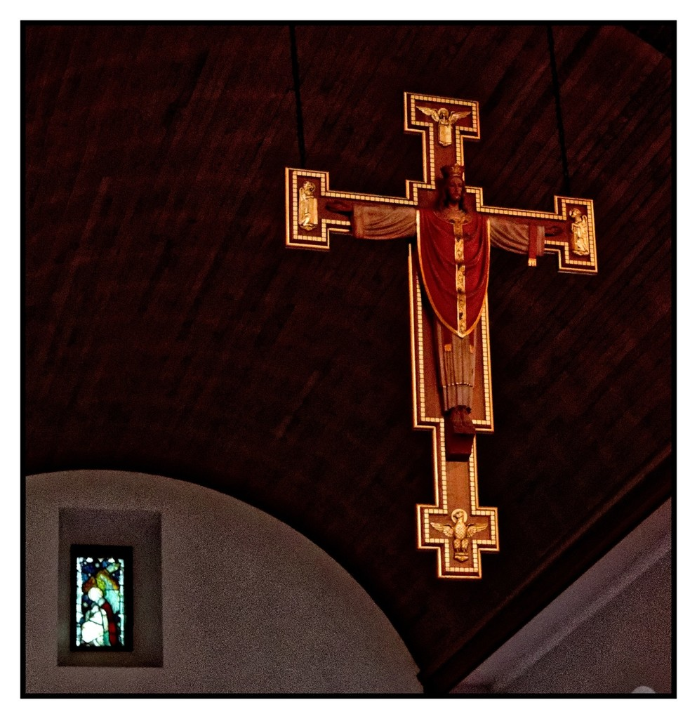 Christ in Glory by allsop