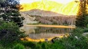 14th Jul 2020 - Sunset on Lake Como