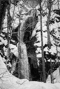 31st Jan 2020 - The Not-Frozen Waterfall