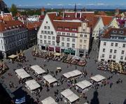 17th Jul 2020 - 0717 - Market Square, Tallinn