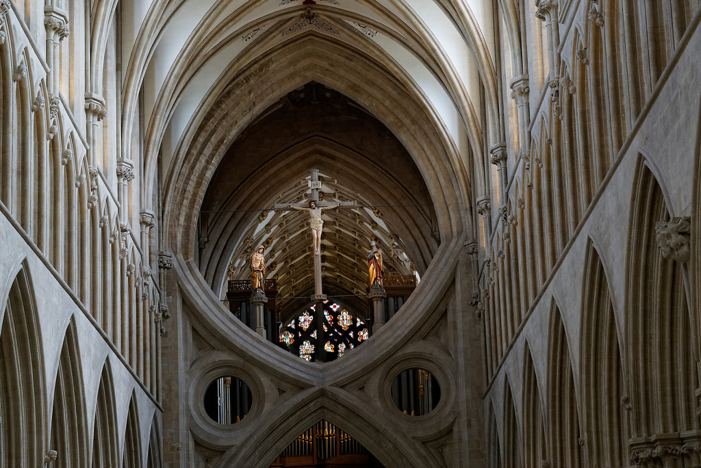 0717 - Wells Cathedral by bob65