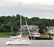 17th Jul 2020 - Changing buoys...............