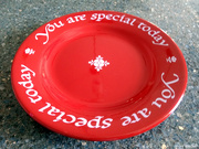 17th May 2020 - Red Plate