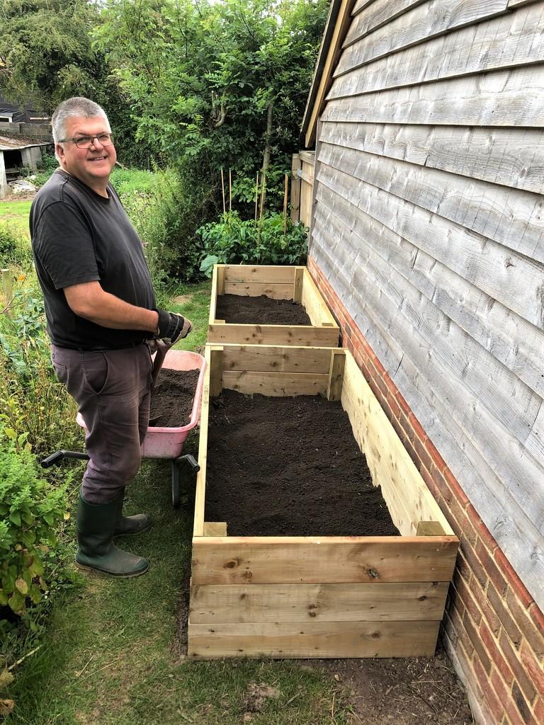 Vegetable Garden  Phase 2 by susiemc