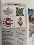 19th Jul 2020 - Hearts on magazine.